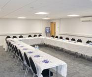 IncuHive Seminar Room - New Milton