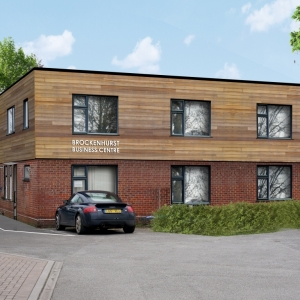 copy761617117389BrockHouse1-Rev03 Brockenhurst Office Space