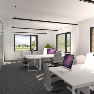 Brockenhurst Office Space